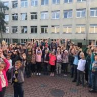 Eko diena Ventspils 4. vidusskolā