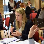 Erasmus+ LELETO projekta diskusijas Ventspilī