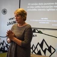 Gatavošanās seminārs XII Latvijas skolu jaunatnes dziesmu un deju svētkiem