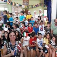 Projekta dalībnieku tikšanās Grieķijā