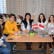 """Projekts """"Sociable robots"""" Ventspils 1. pamatskolā"""