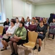 Ventspils Centra sākumskolā viesojas Kuldīgas novada pedagogi