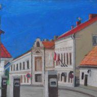 Ventspils Mākslas skolas prakse-plenērs 2020