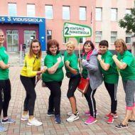 Ventspils pedagogu sporta diena