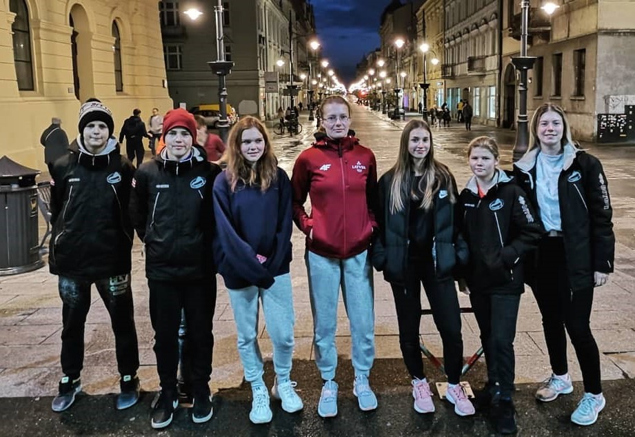 Ventspilnieki startēs starptautiskās šorttreka sacensībās Slovākijā