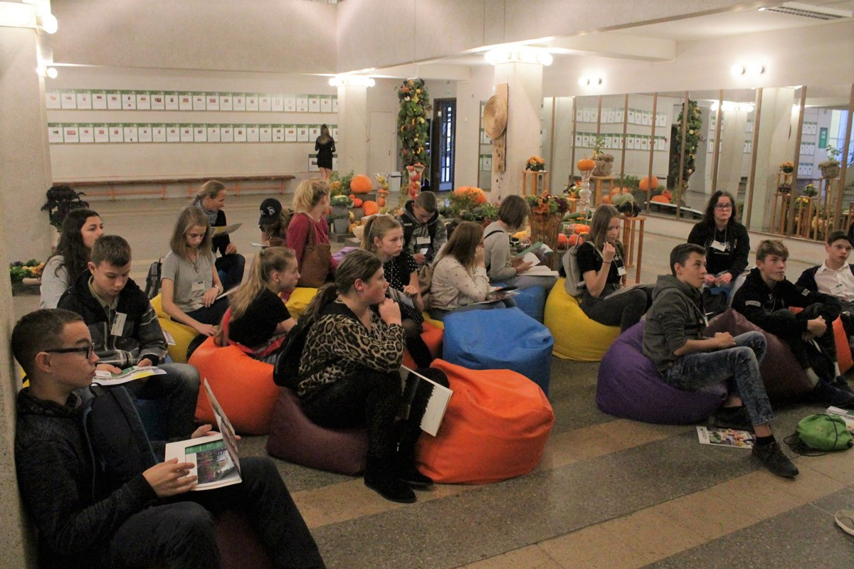 Ventspils jauniešiem sniegta iespēja īstenot savas idejas