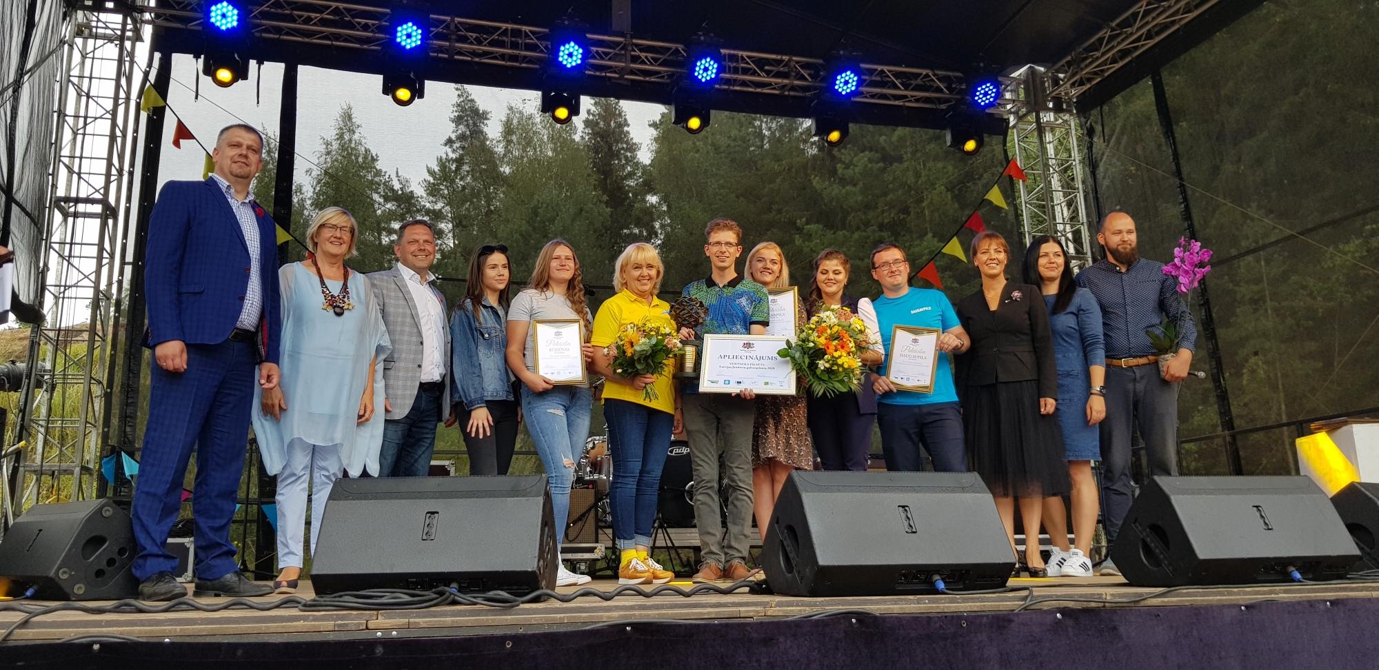 """Ventspils 2020. gadā būs """"Latvijas Jauniešu galvaspilsēta"""""""