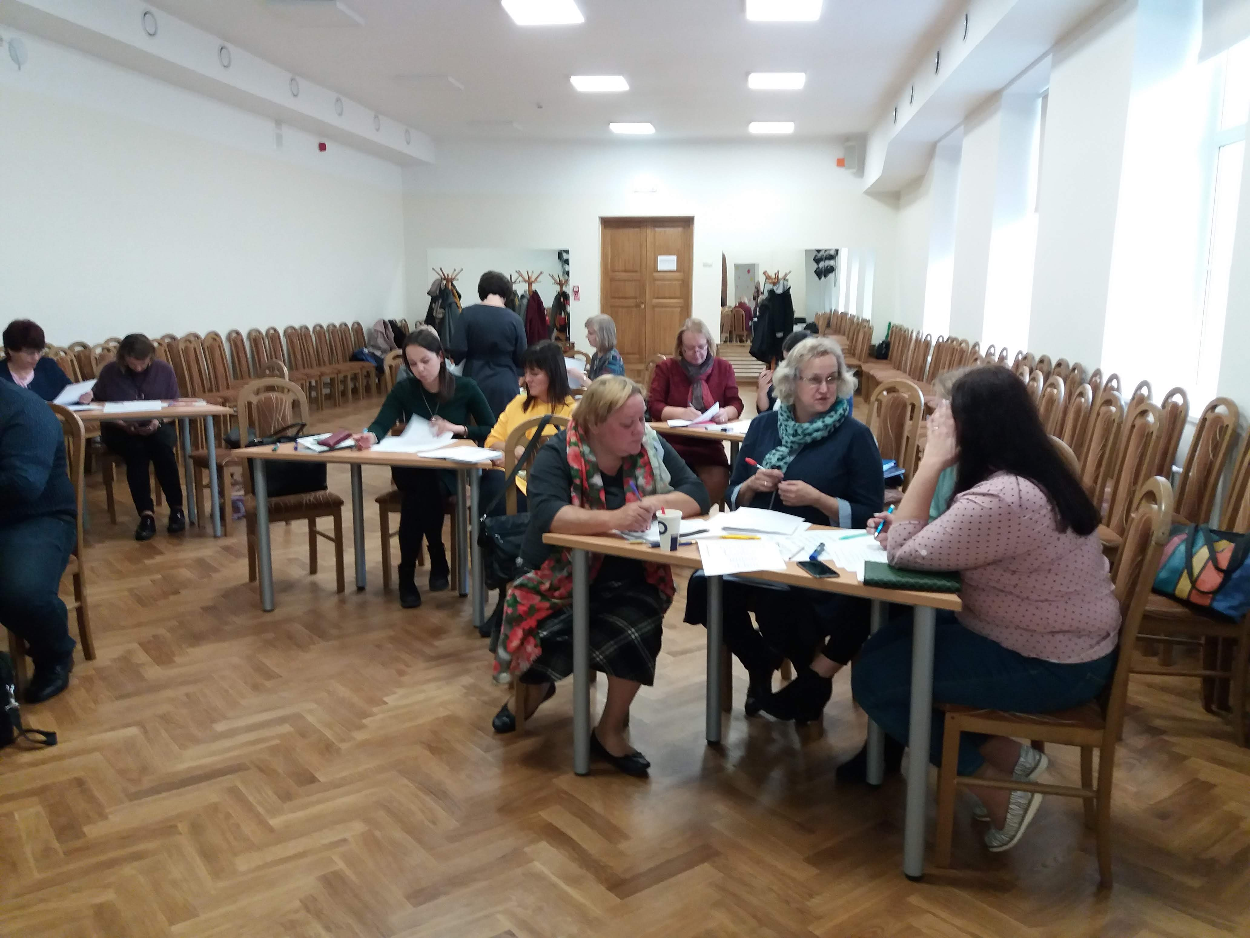 Atsākas atbalsta programma jaunajiem skolotājiem