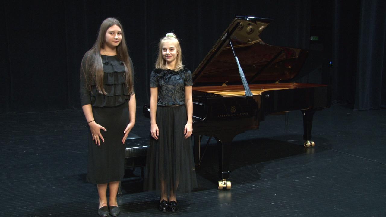 """Ventspils Centra sākumskolas pianistiem izcili rezultāti 9. Starptautiskajā Jauno pianistu konkursā """"Riga piano""""."""