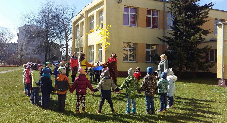 Ventspils pirmsskolas izglītības iestāžu pasākumu plāni aprīlī