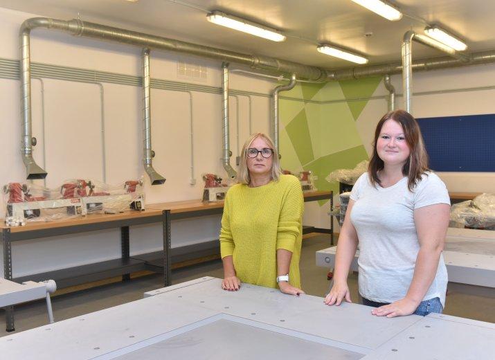 Skolās remontē mācību kabinetus