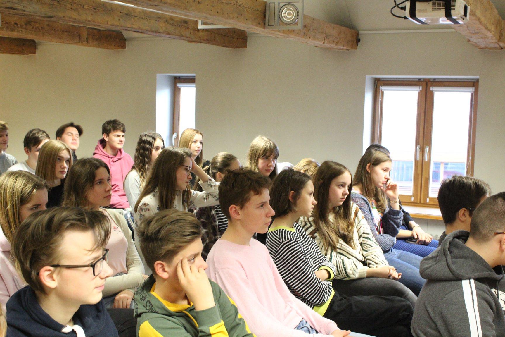 9. klašu audzēkņus informēs par jauniešu nodarbinātību
