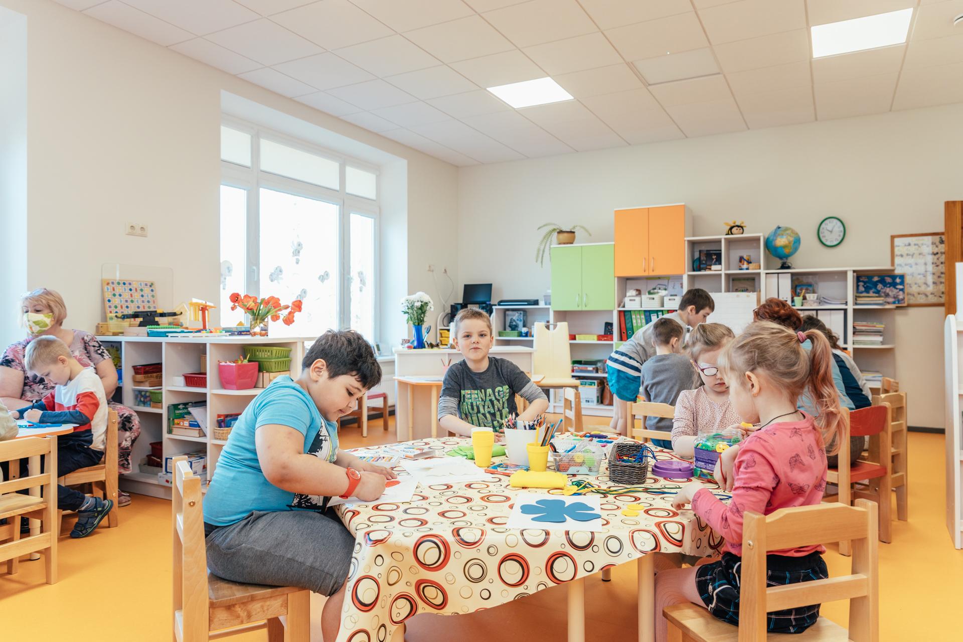 Bērnu vecāku ierosinājumi palīdz pilnveidot izglītības vidi