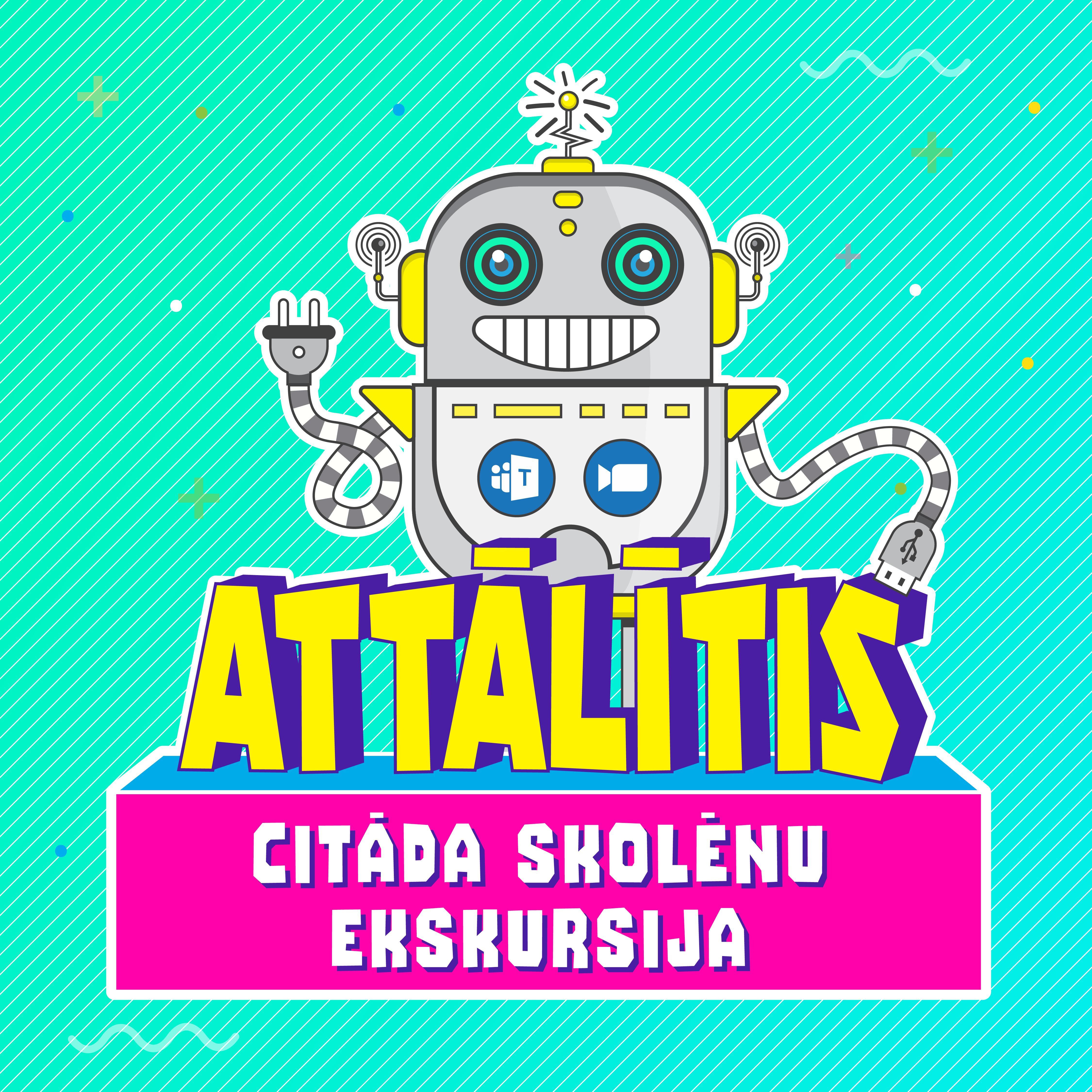 """Ventspils Digitālais centrs aicina klases piedalīties citādā skolēnu ekskursijā """"Attālītis"""""""