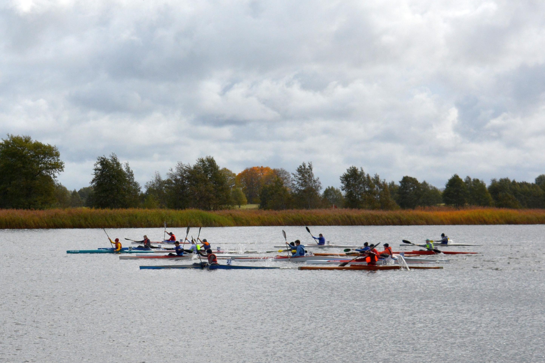 Smaiļotāji un kanoe airētāji noslēguši sezonu