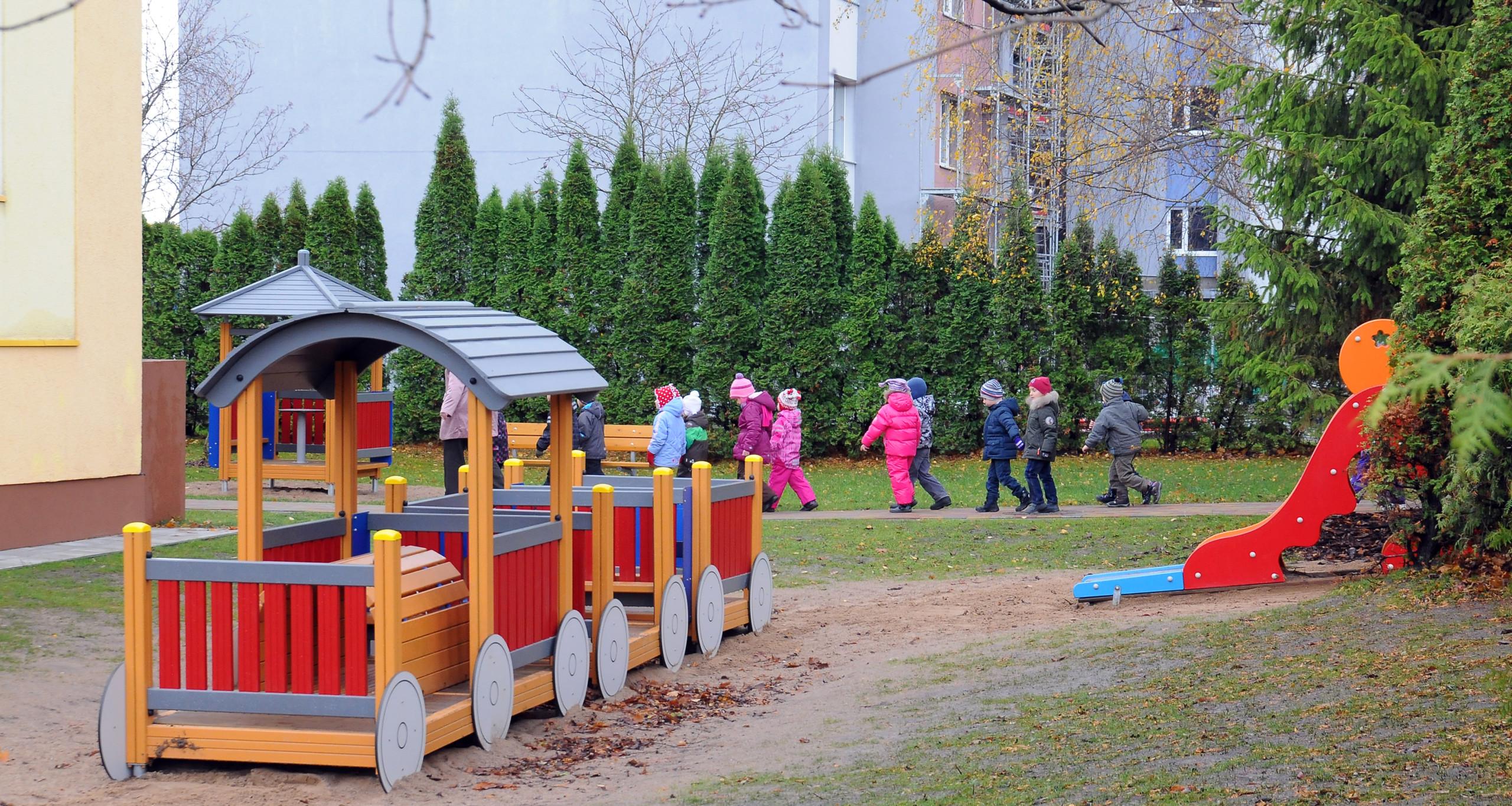 Ventspilī būs jauns bērnudārzs