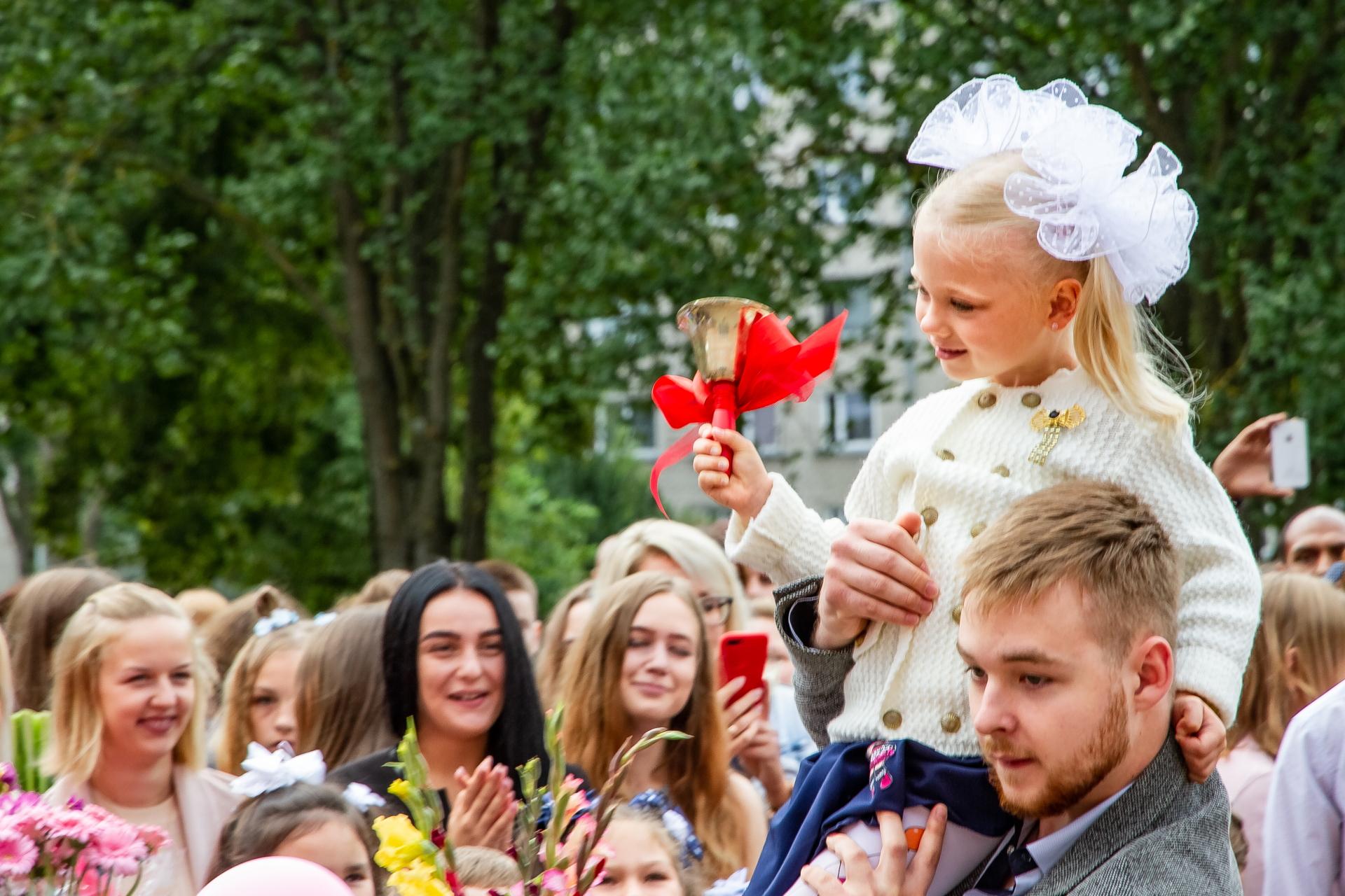Ventspils izglītības iestādes atbildīgi gatavojas jaunajam mācību gadam