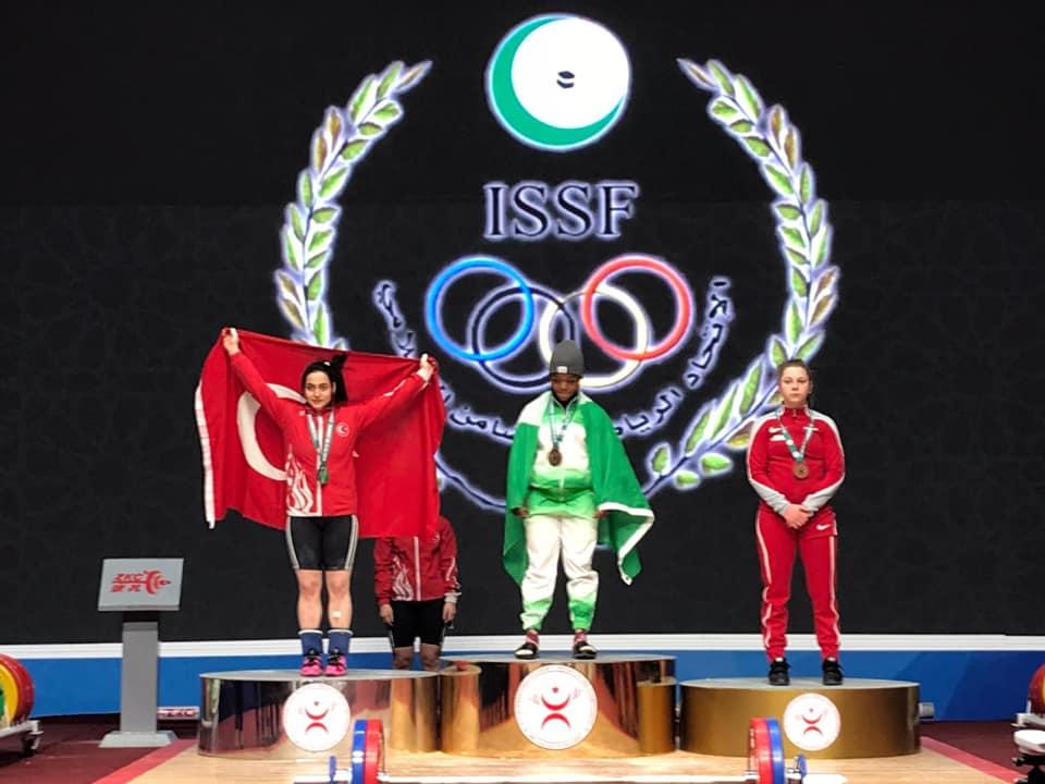 """""""Spars"""" svarcēlāja gūst panākumus sacensībās Taškentā"""