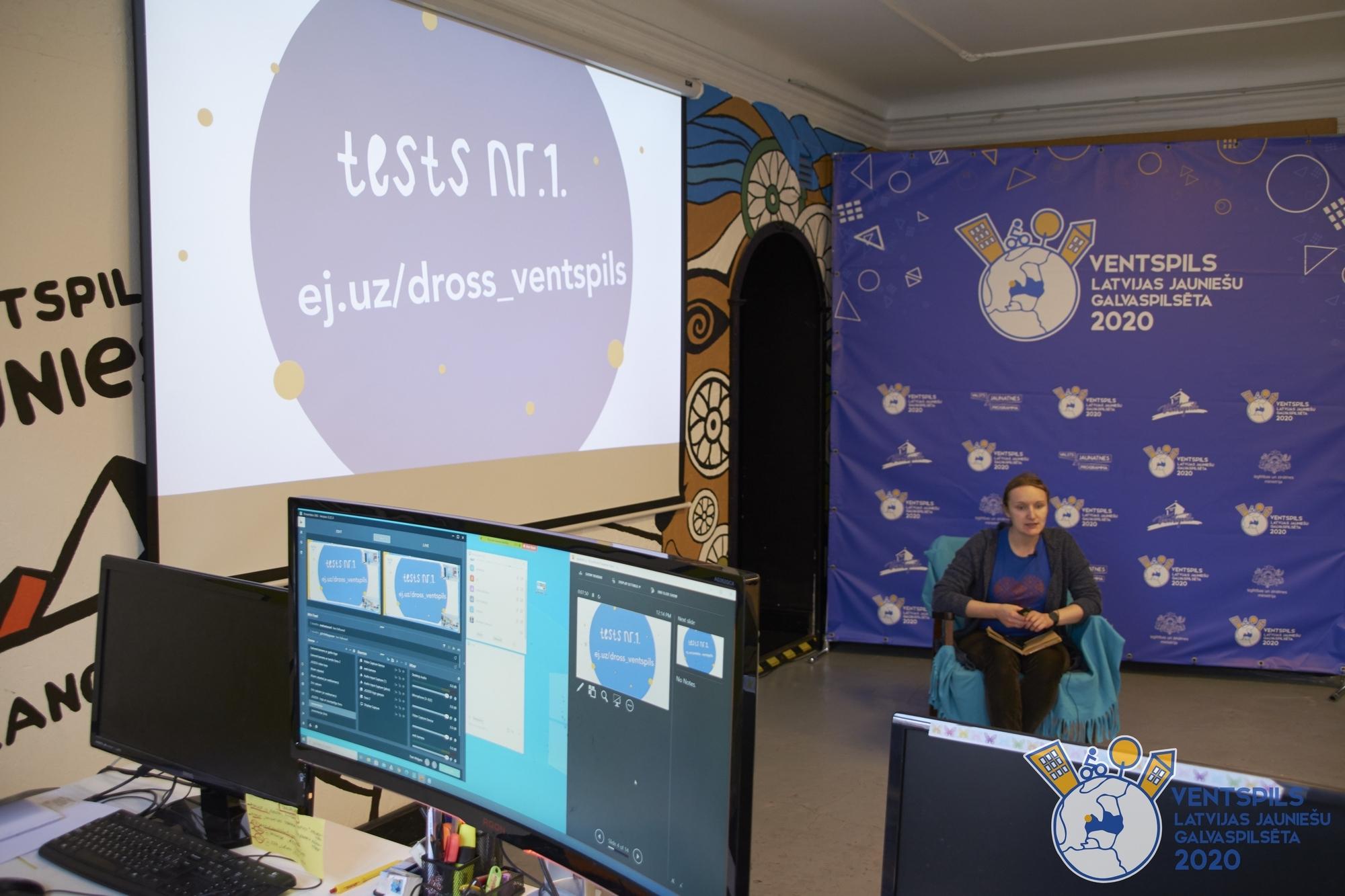 Noslēdzies pieredzes apmaiņas seminārs Latvijas jaunatnes darbiniekiem