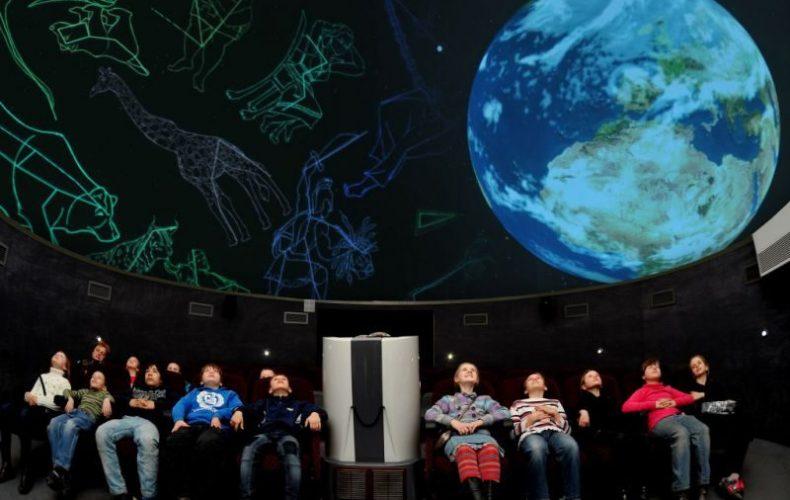 Darba iespēja Jaunrades nama planetārijā un observatorijā