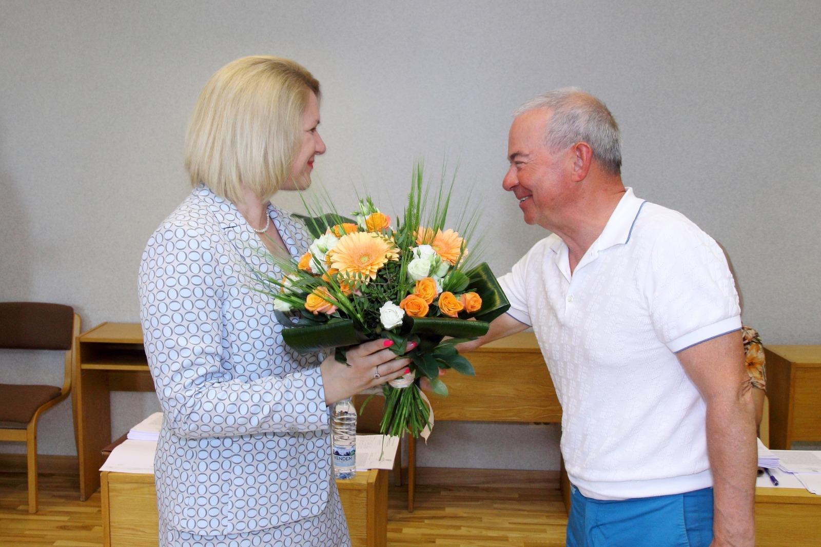 Ventspils 4. vidusskolā darbu sāks direktore Inga Bužoka