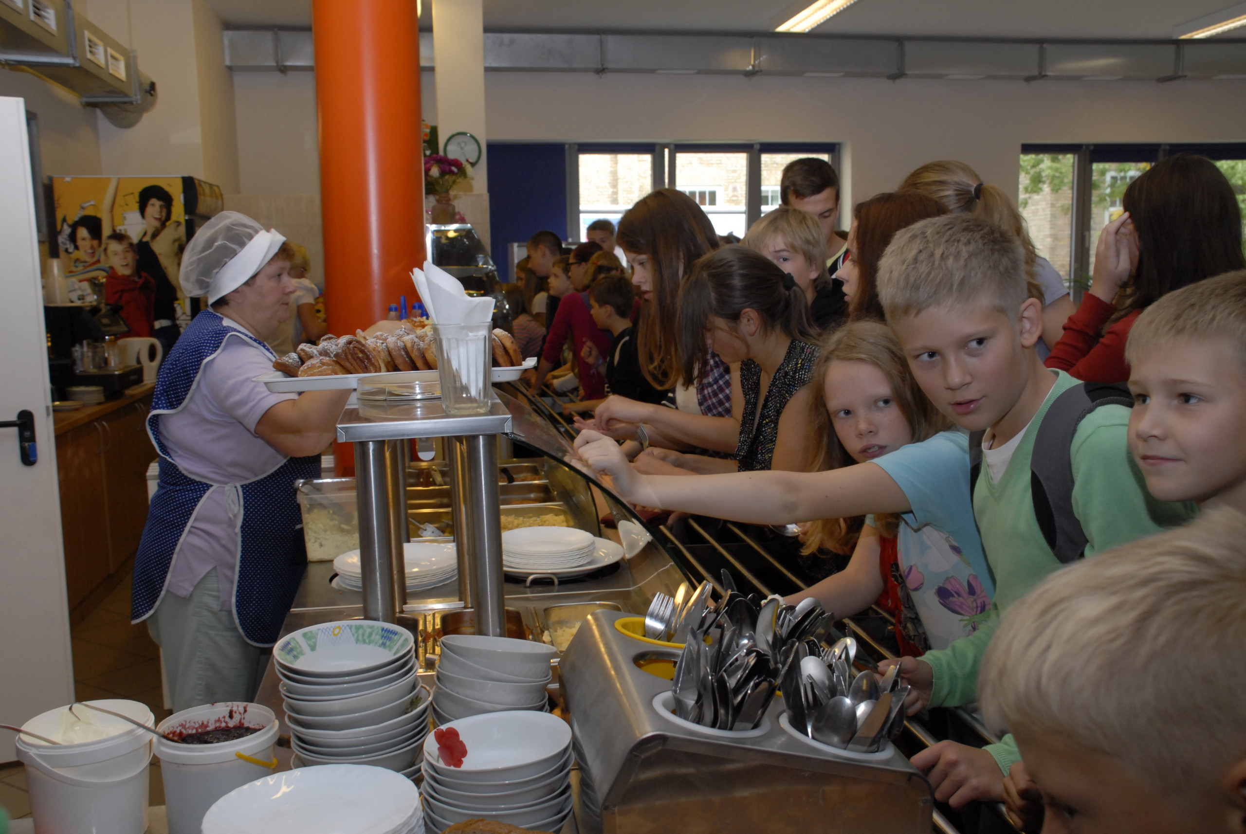 Palielina pašvaldības līdzfinansējumu skolēnu komplekso pusdienu apmaksai