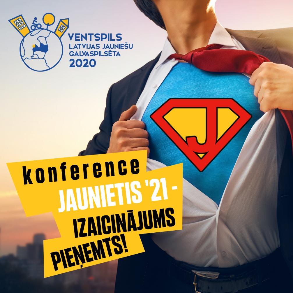Notiks konference par darba ar jaunatni nākotnes izaicinājumiem