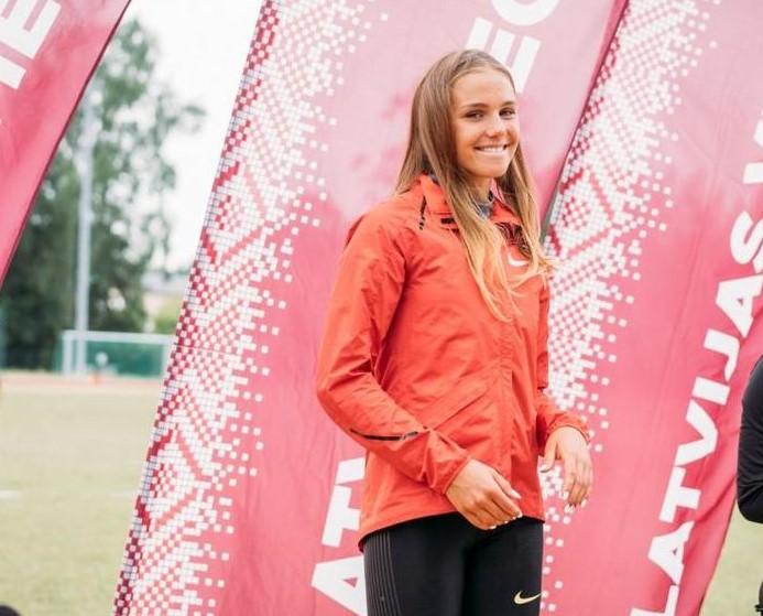 Rūta Kate Lasmane startēs Eiropas U-20 vieglatlētikas čempionātā