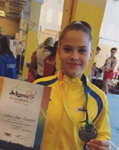 Ventspilniece Sabīne Anna Cinovska piedalīsies Eiropas Jaunatnes Olimpiādē