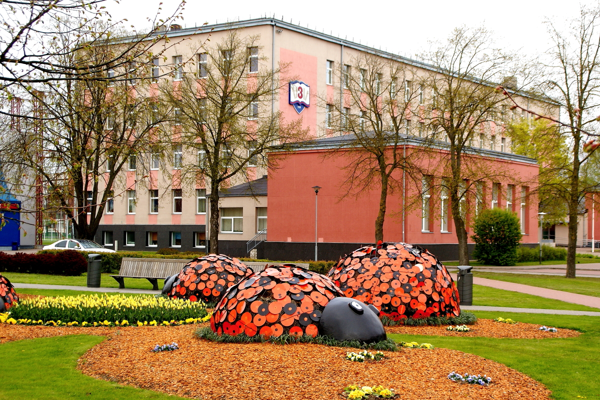 Nolemj veikt Ventspils 3.vidusskolas iekšējo reorganizāciju