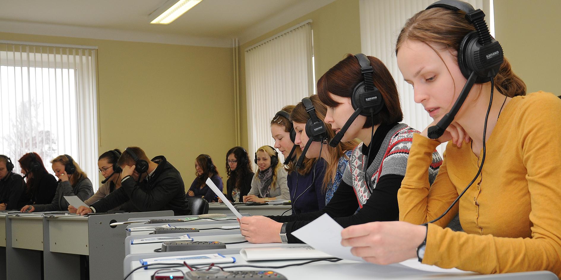 Notiks trešā Jauno tulkotāju skolas nodarbība